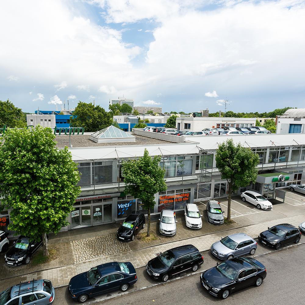 Auto service pia filiale m nchen nord in 80807 m nchen for Skoda frankfurter ring