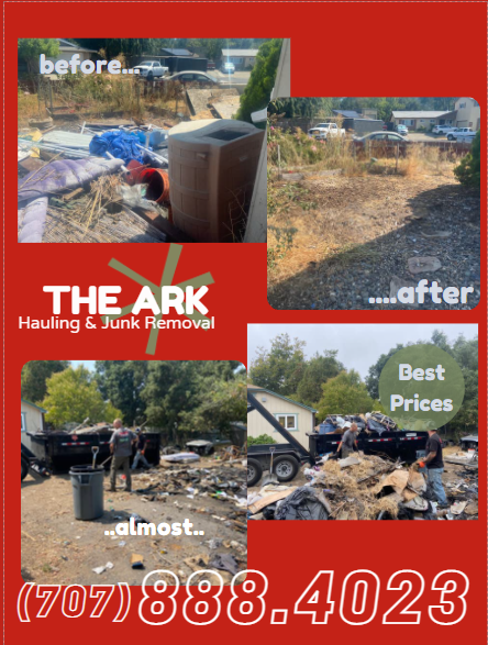 The Ark Hauling & Junk Removal