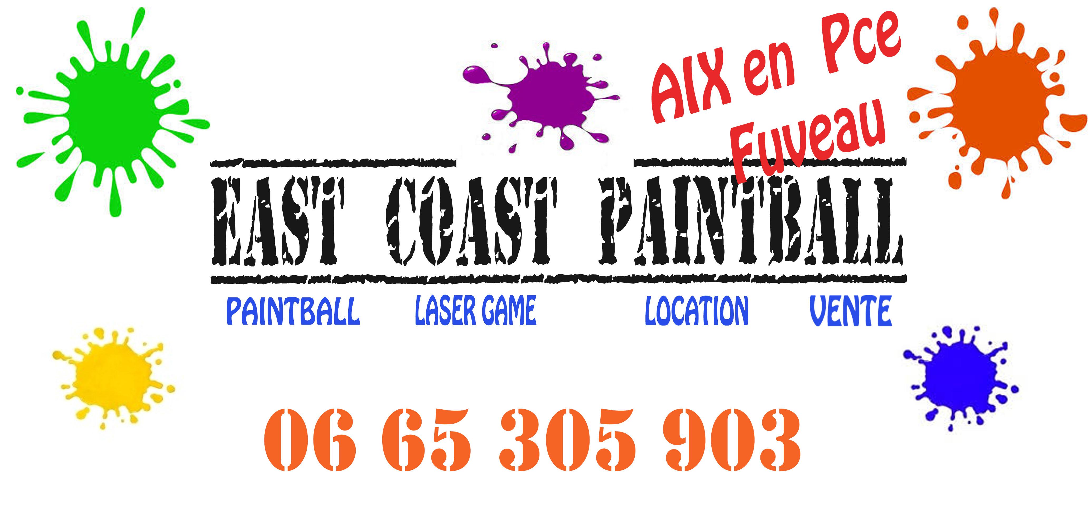 east coast paintball