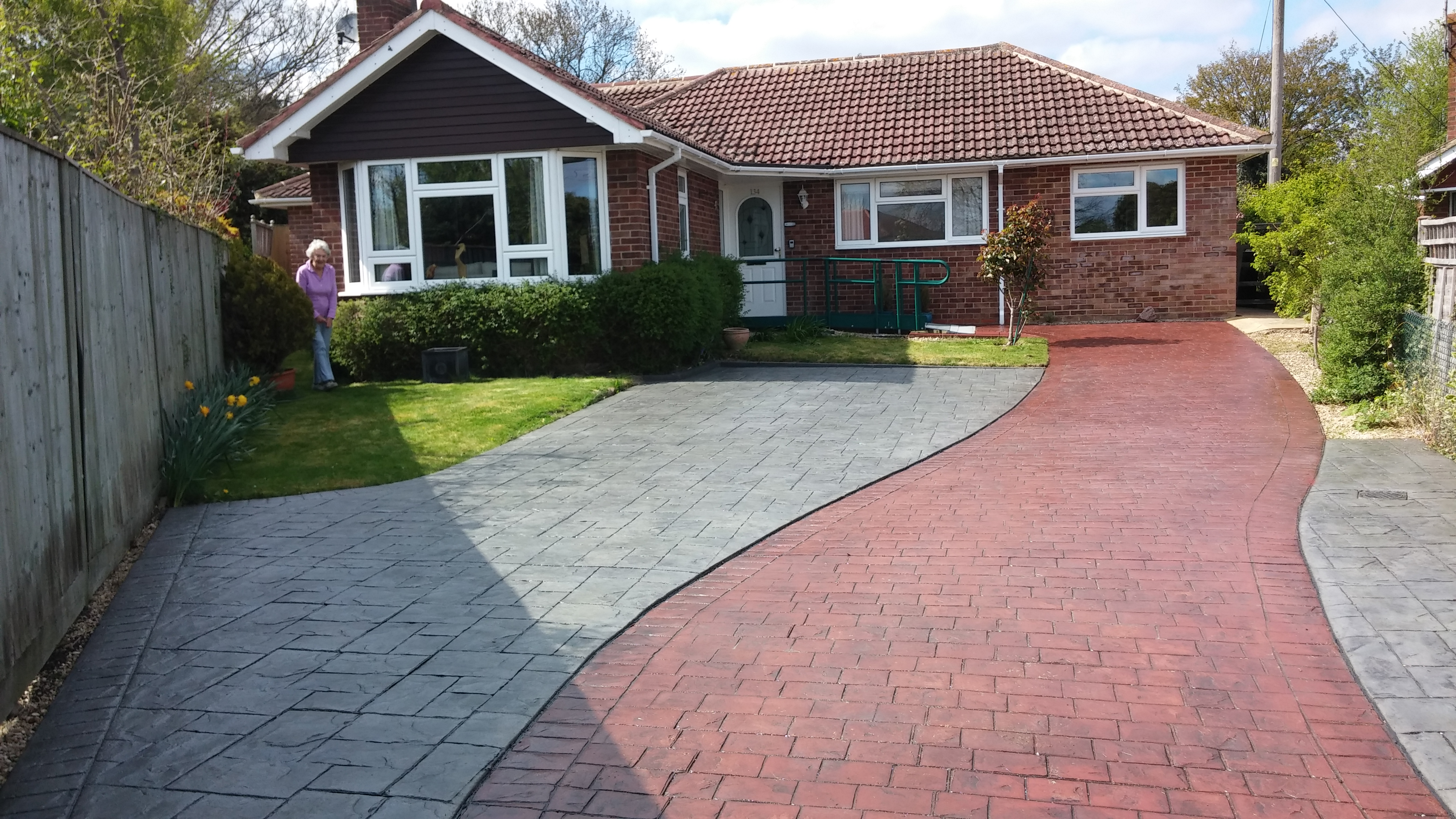 Pattern Imprinted Concrete Repairs and Reseals - Faringdon, Oxfordshire SN7 8DD - 08005 878061 | ShowMeLocal.com