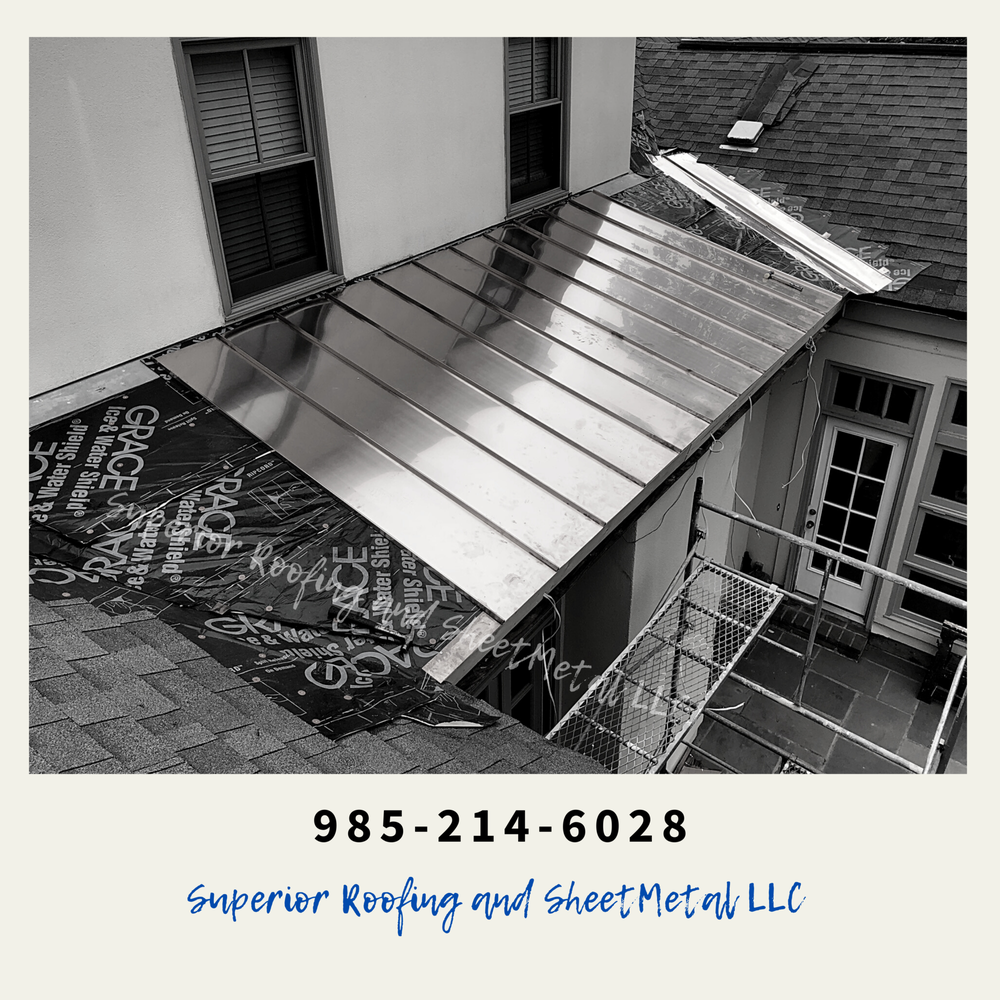 Superior Roofing And Sheetmetal LLC