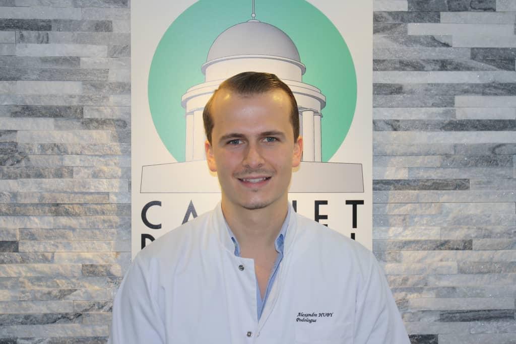 Alexandre HUBY podologue : pédicure-podologue