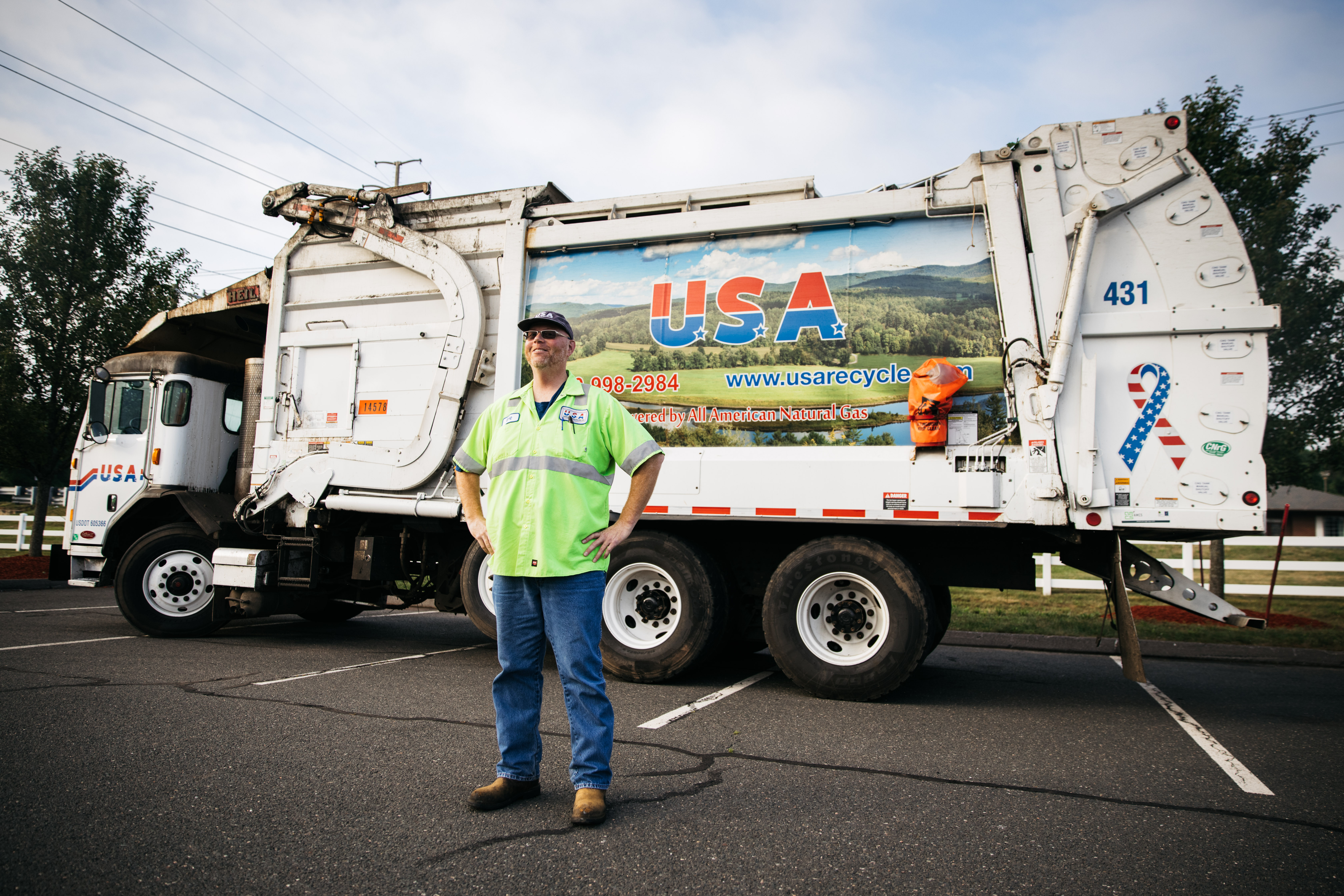 USA Hauling & Recycling
