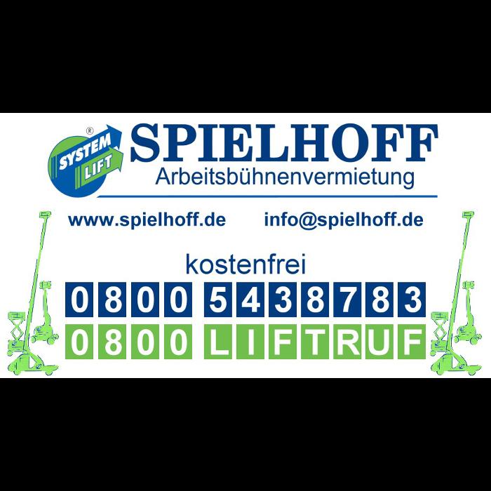 Bild zu Spielhoff GmbH Systemlift Arbeitsbühnen in Wuppertal