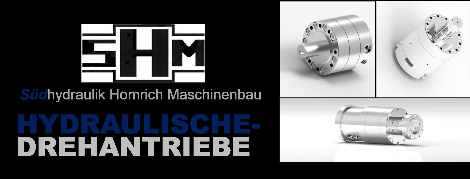 SHM südhydraulik Homrich Maschinenbau GmbH