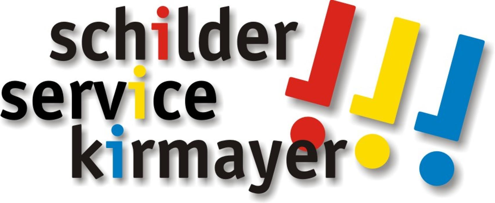 Logo von Schilderservice Kirmayer