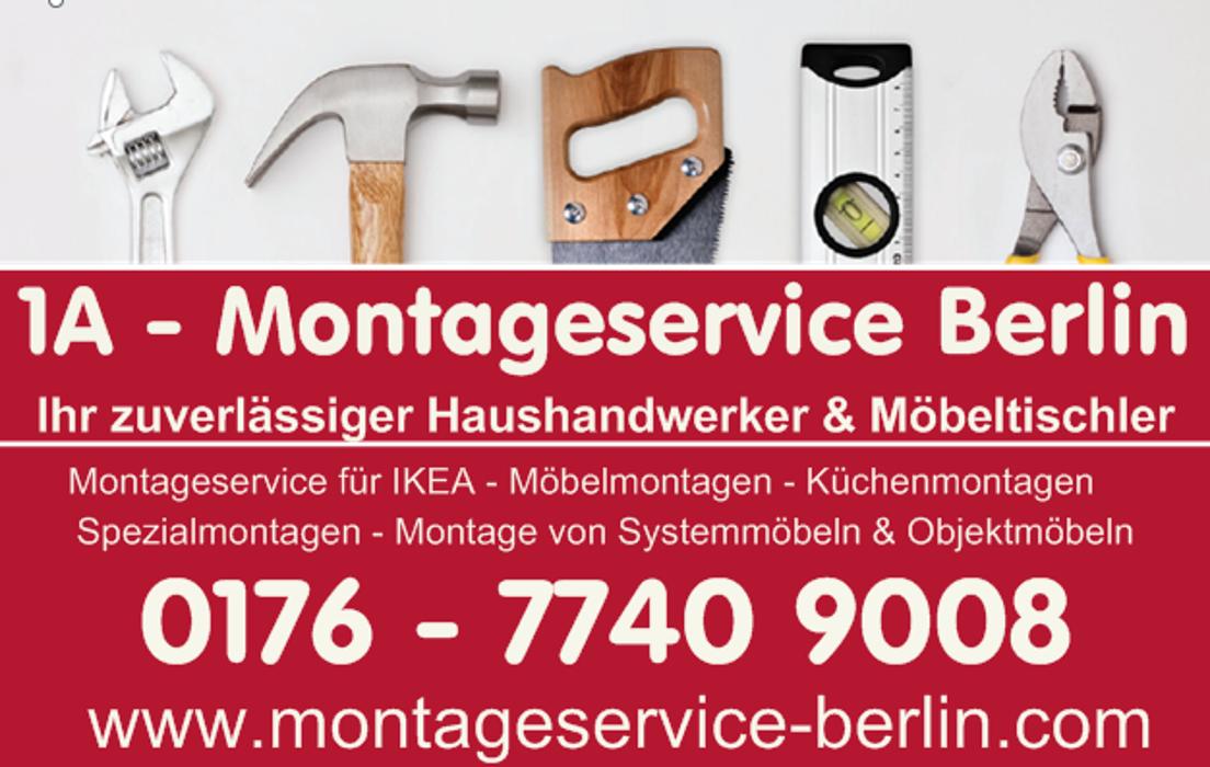 1A Montageservice Berlin, Cautiusstraße in Berlin