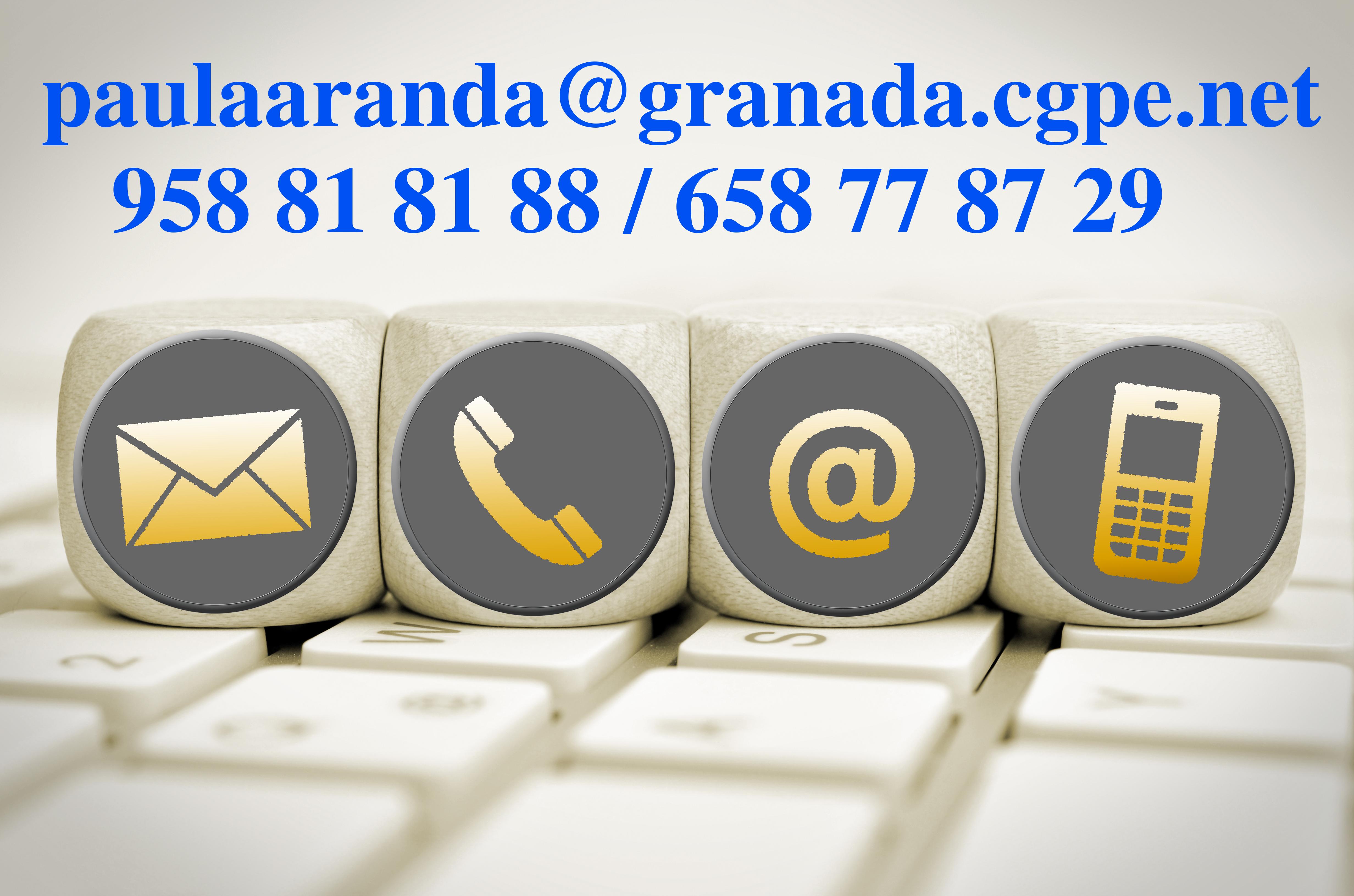 PROCURADORA GRANADA PAULA ARANDA