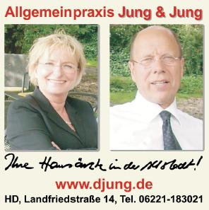 Bild zu Dr. Dieter und Gabriele Jung in Heidelberg