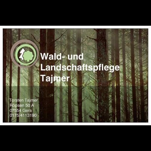 Bild zu Wald- und Landschaftspflege Tajmer in Gera