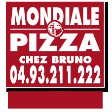 MONDIALE PIZZA NICE-OUEST / CHEZ BRUNO pizzeria