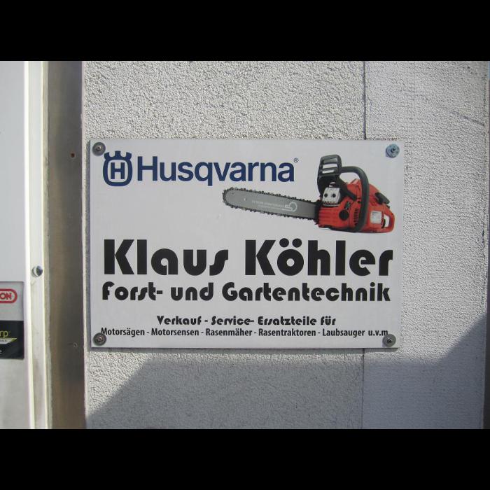 Bild zu Köhler-Forsttechnik in Lauterbach in Hessen