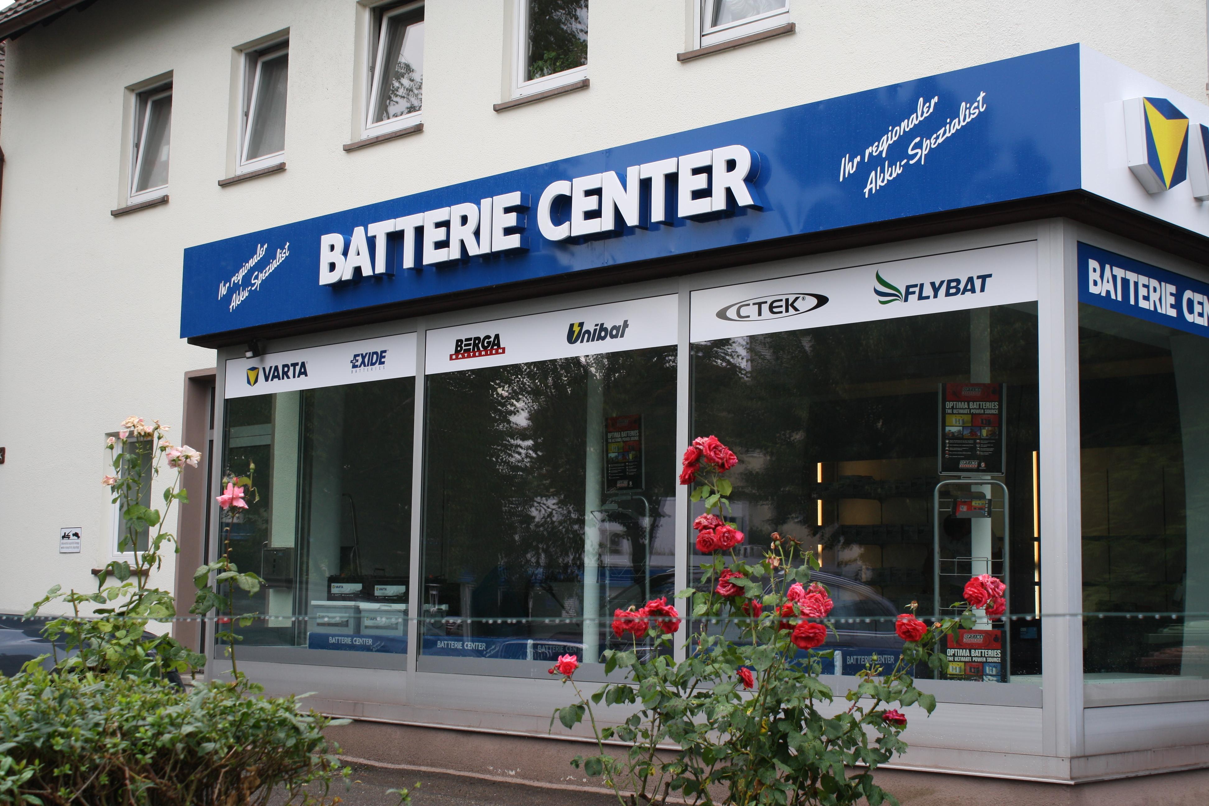 Batterie Center Ludwigsburg