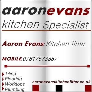 Aaron Evans Kitchen Fitter Worcester