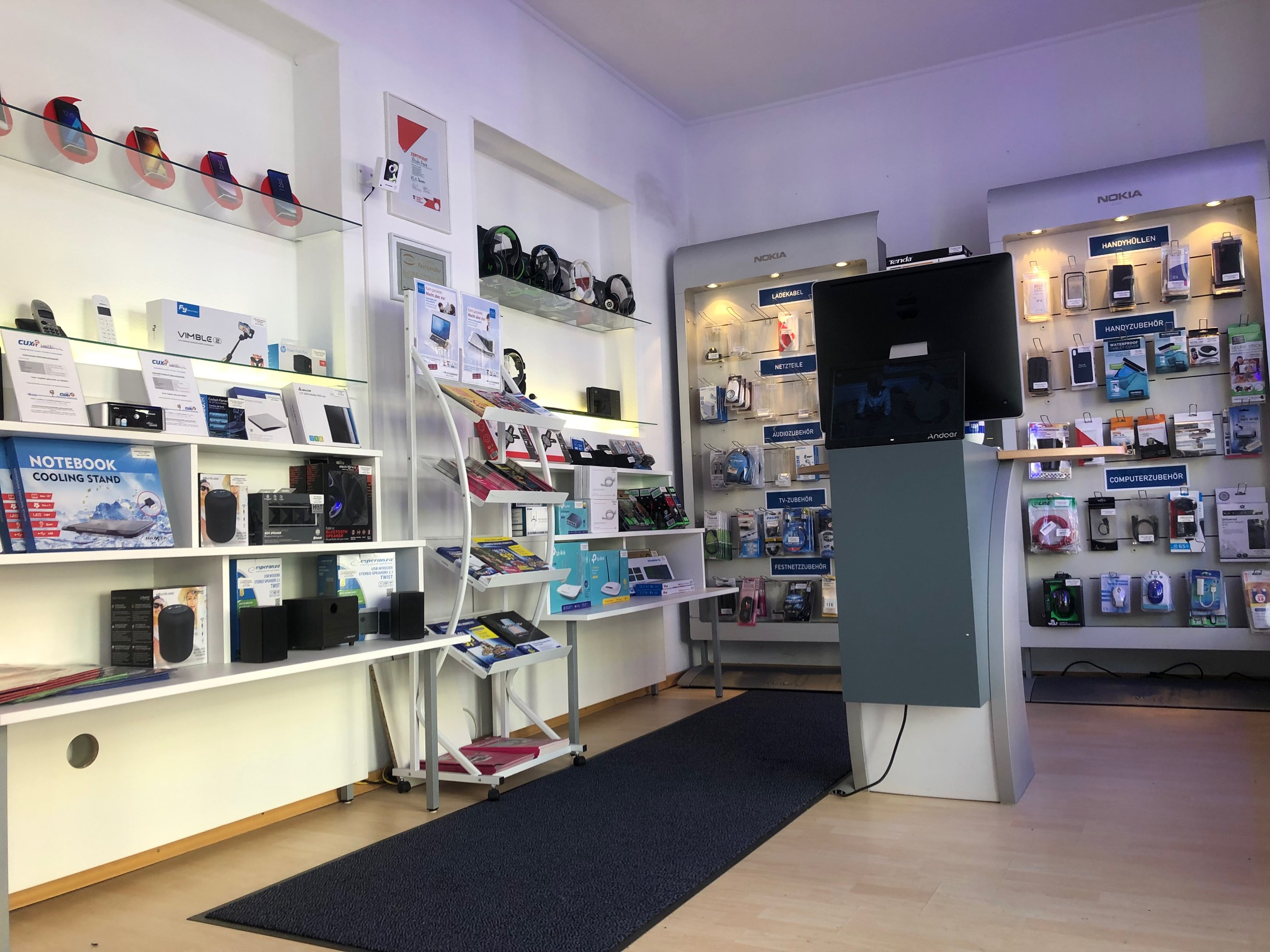 Cux IT - Computer + Smartphone Werkstatt & Service