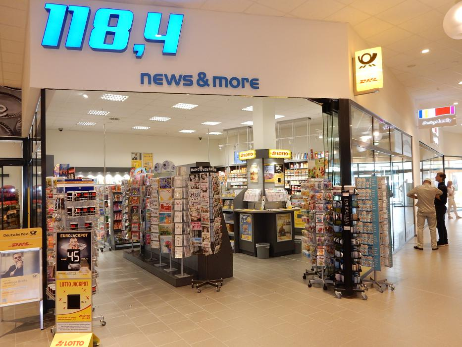 Logo von 118,4 news & more