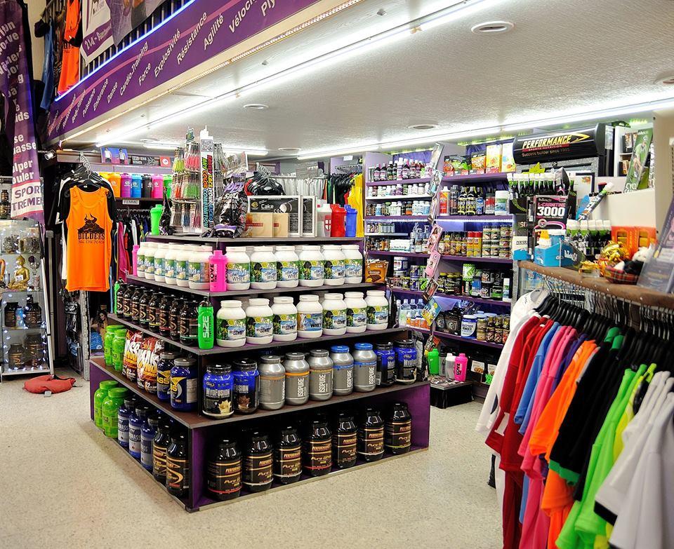 Sporty Energy Shop