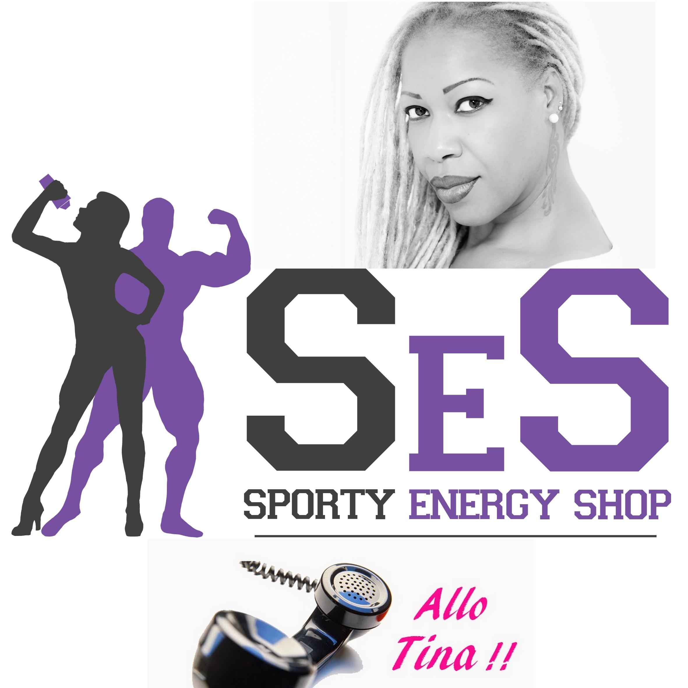 Sporty Energy Shop vêtement de sport : sportswear (détail)