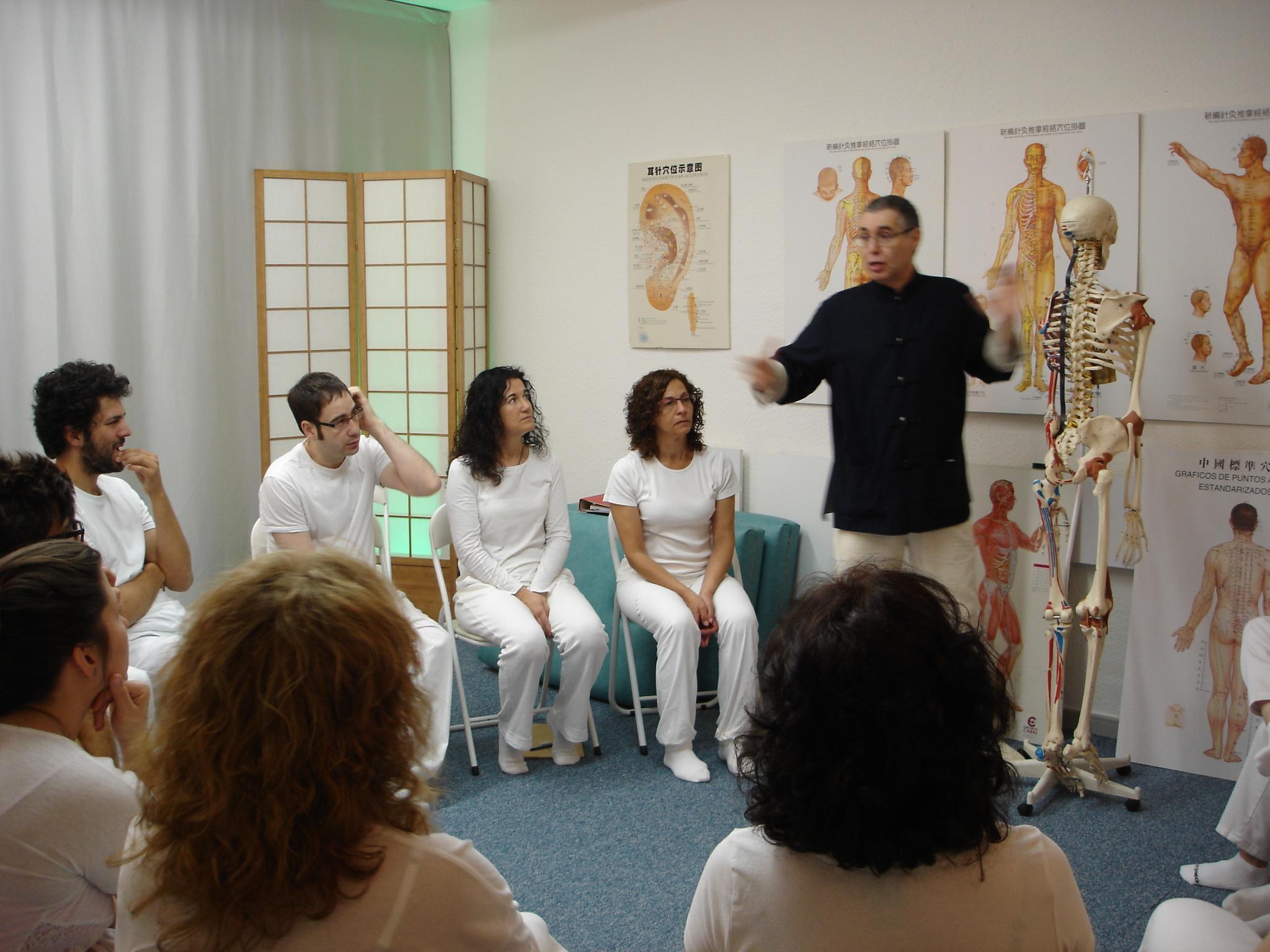 Kinetena - Escuela de Acupuntura y Medicina Tradicional China