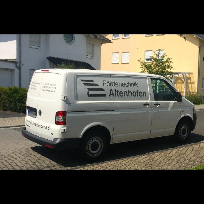 Fördertechnik Altenhofen