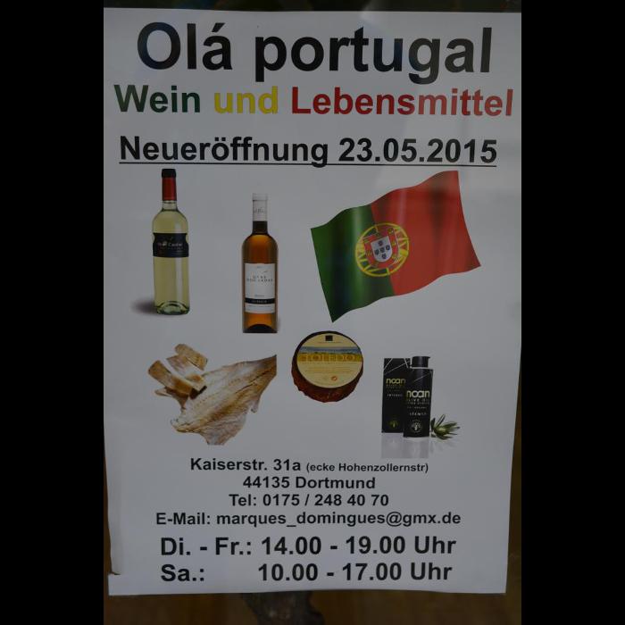 Bild zu Ola Portugal in Dortmund