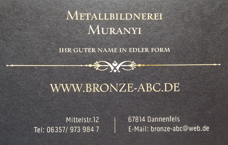 Metallbildnerei Muranyi