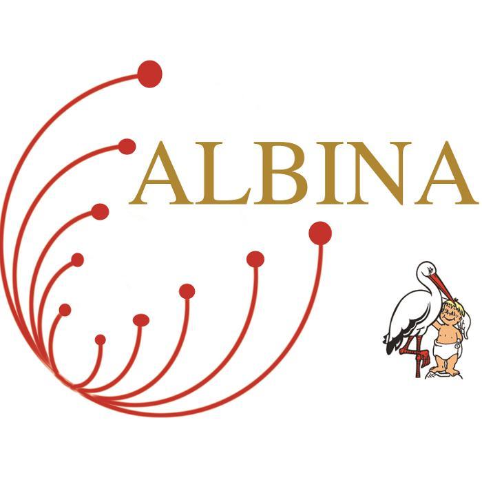 Logo von ALBINA