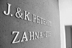 Zahnarztpraxis Jörg & Katrin Petereit