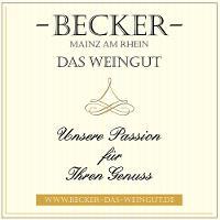 Becker - Das Weingut - Weinversand