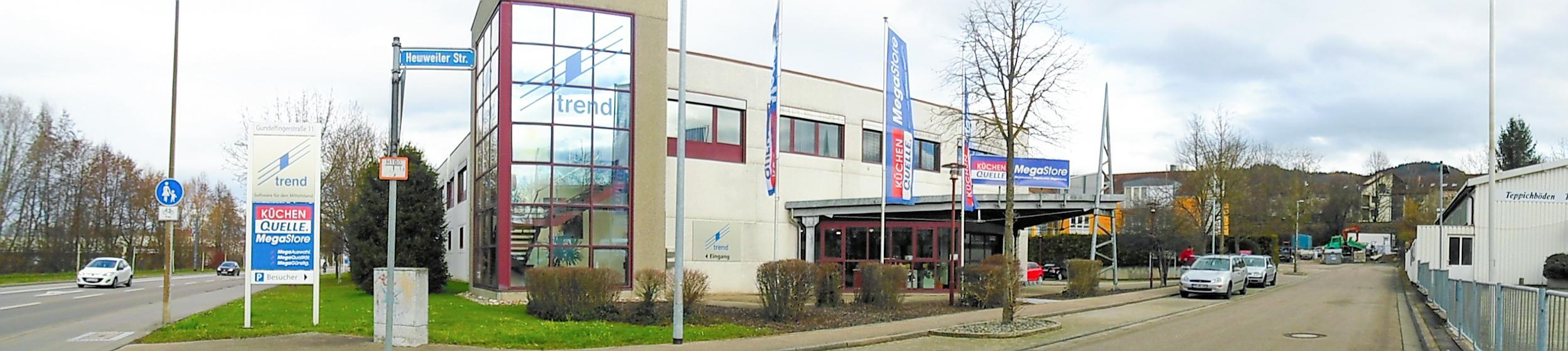 Quelle Küchen Freiburg küchen quelle küchenstudio freiburg in 79108 freiburg