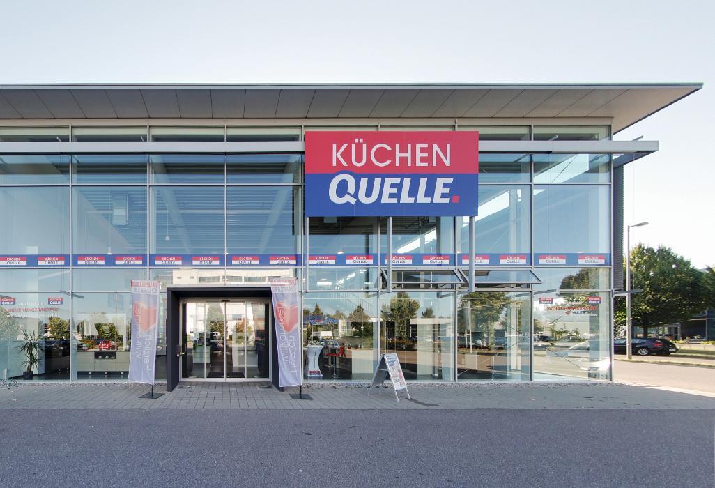 KÜCHEN QUELLE Küchenstudio Augsburg Max-von-Laue-Straße in 86156 ...
