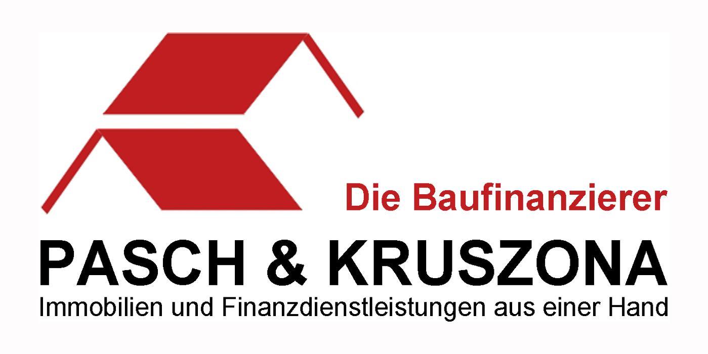 Logo von Pasch und Kruszona Immobilien und Baufinanz
