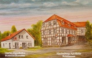 Hindenburg Apotheke Inh. Konstantin Hubrich e.K.
