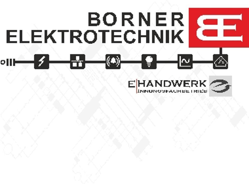 Bild zu BE Borner Elektrotechnik in Mutterstadt