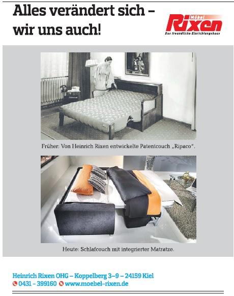 Mobel Rixen Kiel Koppelberg 3 Offnungszeiten Angebote
