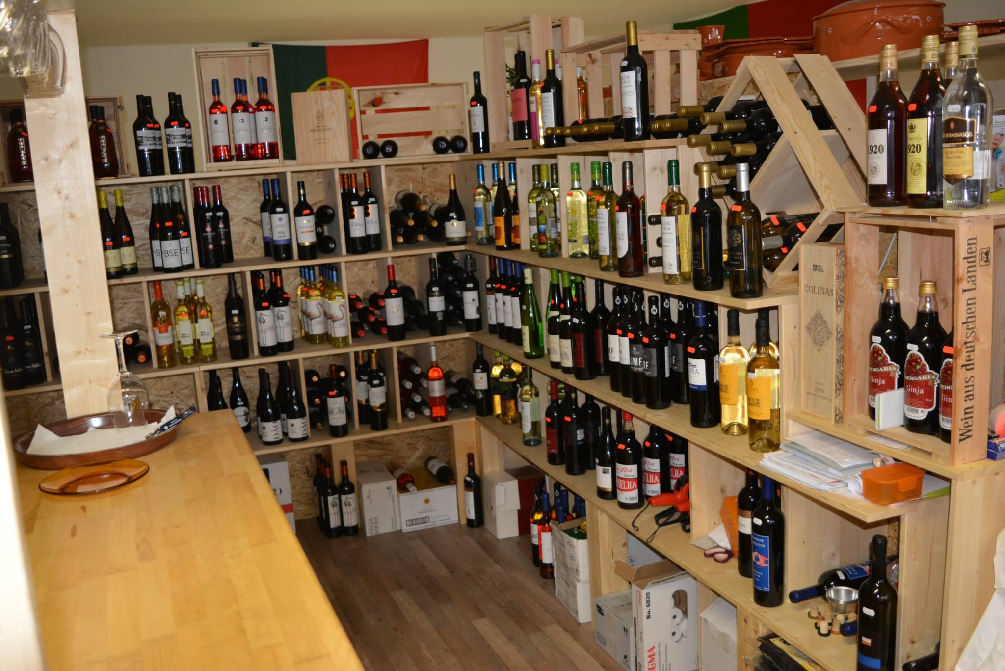 Wein und Lebensmittel aus Portugal Ola Portugal