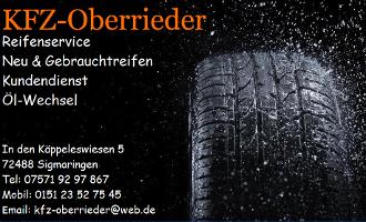 Kfz Oberrieder