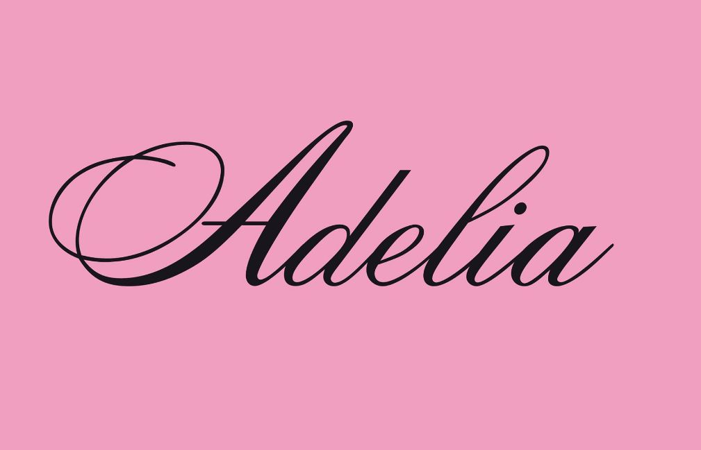 Adelia Fashion GmbH