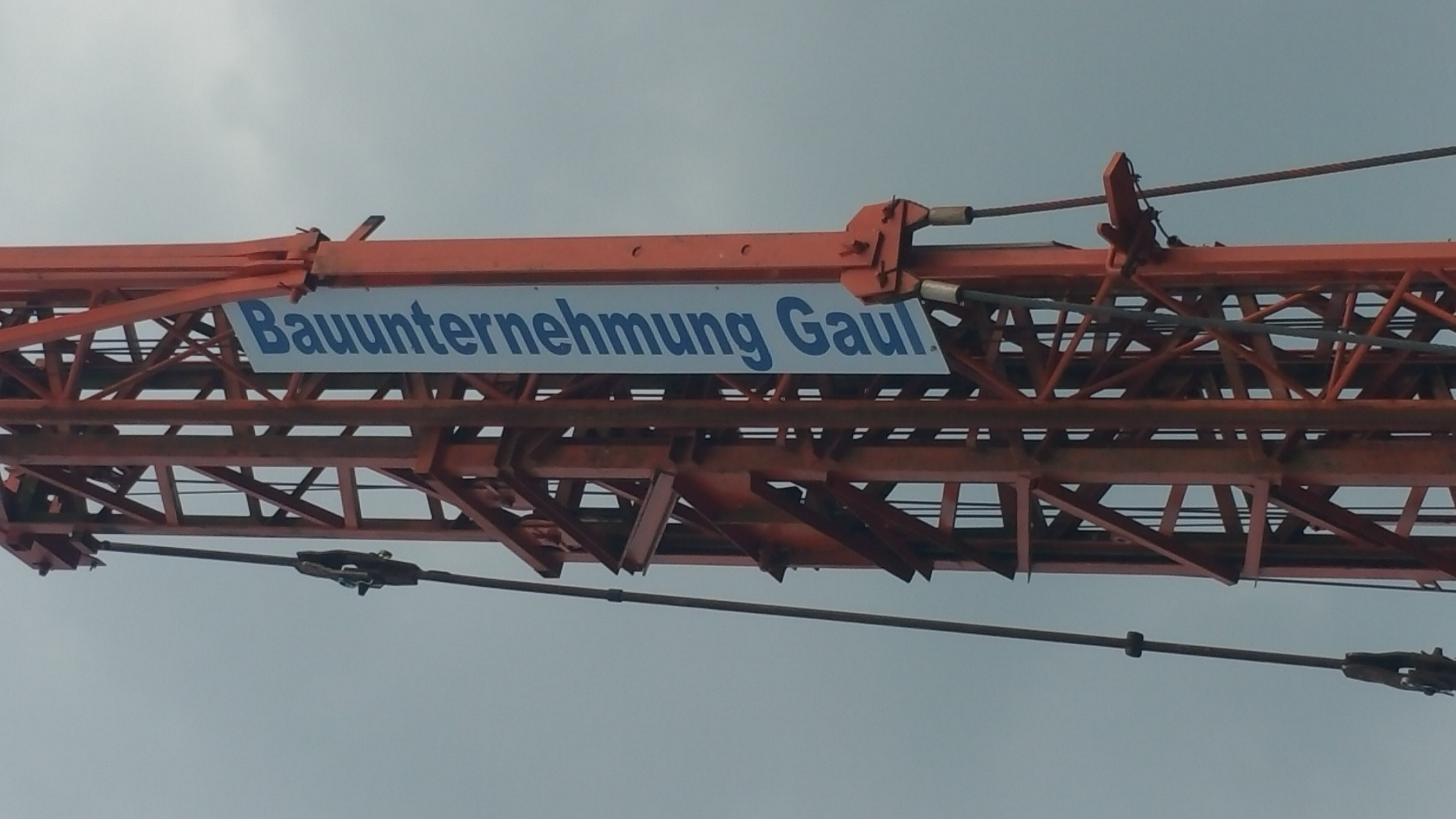 Bauunternehmung Gaul