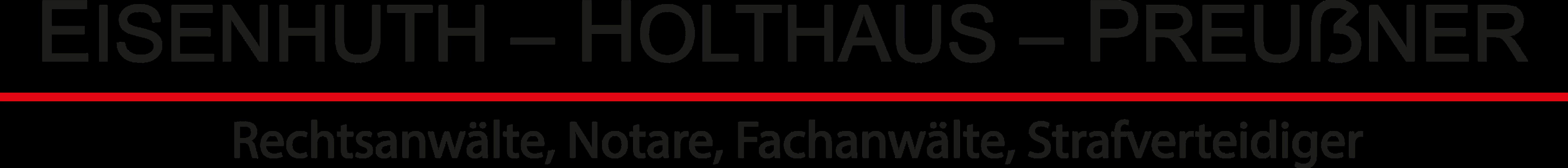 Bild zu Eisenhuth, Holthaus, Preußner Rechtsanwälte & Notare in Lüdenscheid