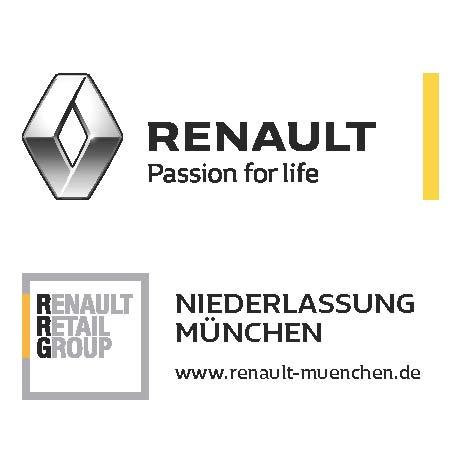 Logo von RENAULT RETAIL GROUP Deutschland GmbH NIEDERLASSUNG MÜNCHEN