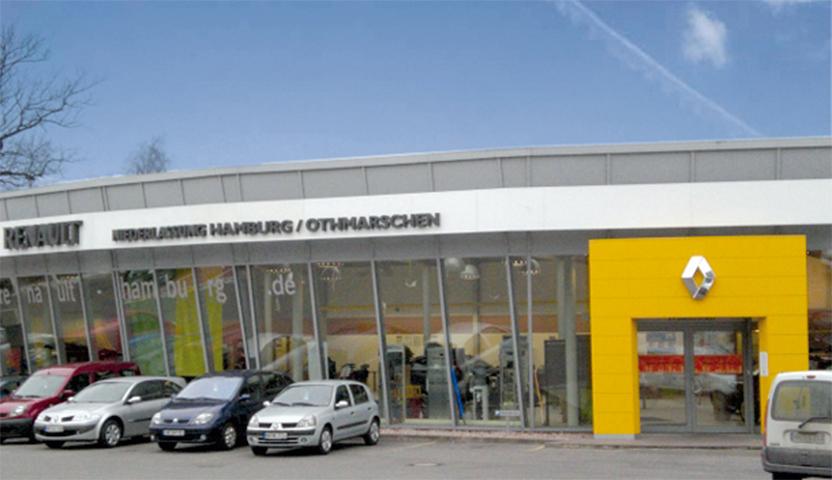 Renault Retail Group Hamburg Othmarschen Hamburg