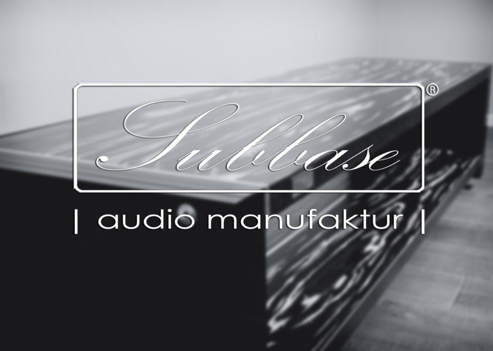 Subbase Audio Manufaktur