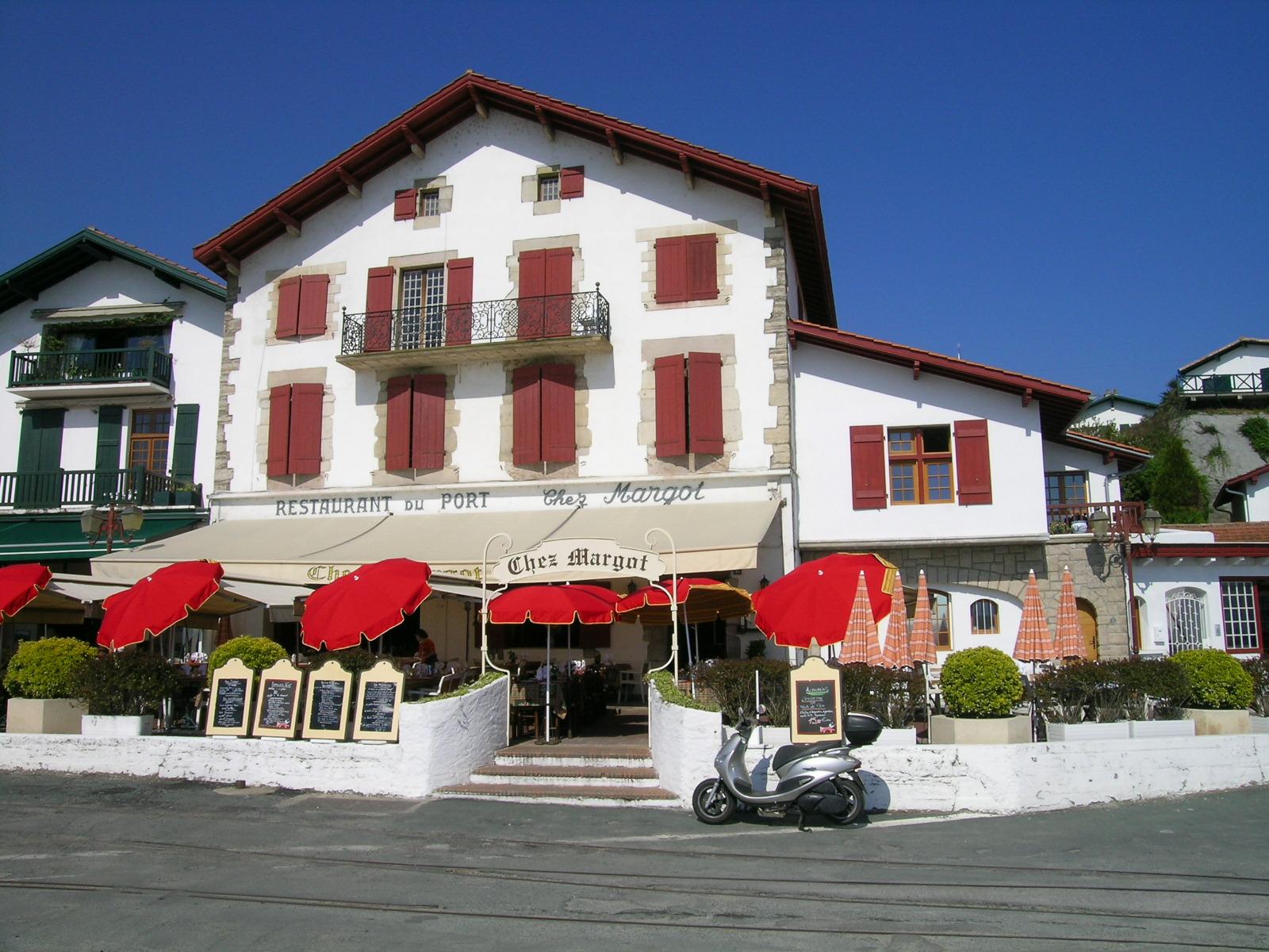 restaurant chez margot