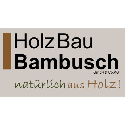 Bild zu HolzBau Bambusch GmbH&Co.KG in Emmingen Liptingen