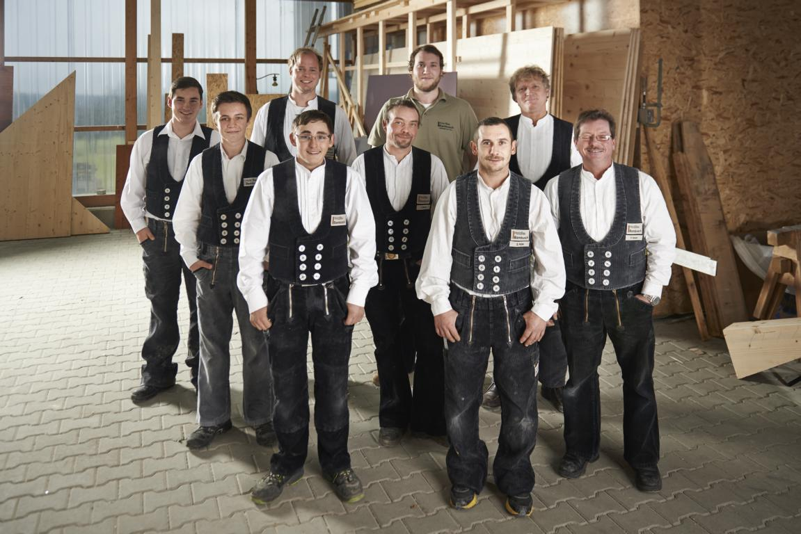 HolzBau Bambusch GmbH&Co.KG
