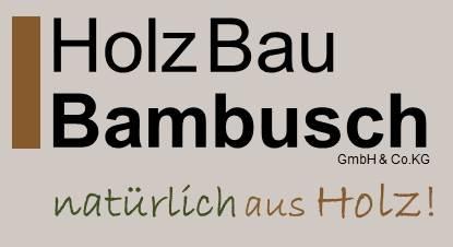 HolzBau Bambusch GmbH&Co.KG Logo