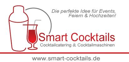 Smart Cocktails - Cocktailcatering, Cocktailmaschinen & mobile Cocktailbar