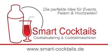 Smart Cocktails - Cocktailcatering, Cocktailmaschinen & mobile Cocktailbar