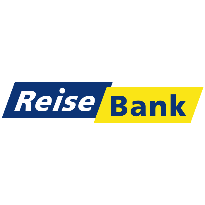 Logo von ReiseBank AG Saarbrücken Hauptbahnhof